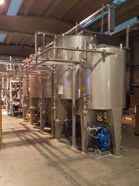 Costruzione opere complete di carpenteria tubazioni in acciaio inox produzione macchine alimentari - Cucine ottimo rapporto qualita prezzo ...